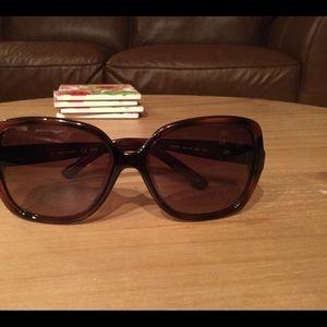 New FENDI brown sunglasses